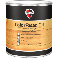 Цветное масло ColorFasad Oil