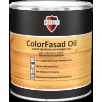 Цветное масло ColorFasad Oil