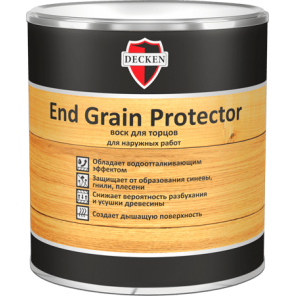 Воск для торцов End Grain Protector в Самаре.