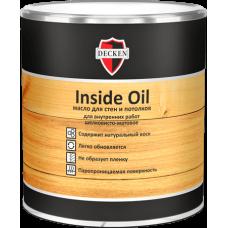 Масло для стен и потолков Inside Oil