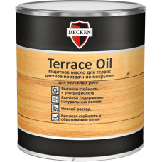 Масло для террас Terrace Oil