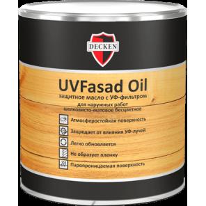 Масло с УФ-фильтром UVFasad Oil в Самаре.