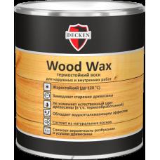 Воск для бани и сауны Wood Wax