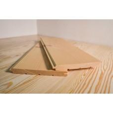 Вагонка Кедр Штиль 15х140 Сорт С длина 3 и 4 метра
