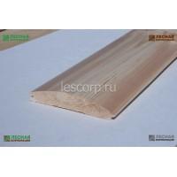 Блок-хаус Сосна 36х185 мм сорт АВ