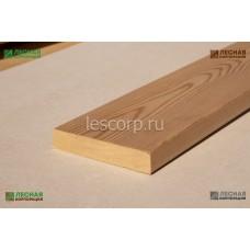 Планкен Лиственница сибирская 20x120 мм сорт  В 4 метра