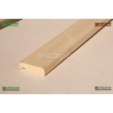 Полог Осина 28x90 мм сорт А длина 1,8-3 метра