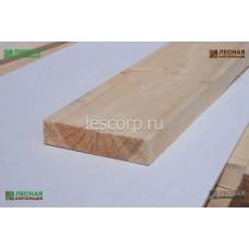 Доска обрезная Сосна 40х150 мм длина 6 метров