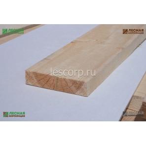 Доска обрезная Сосна 40х150 мм длина 6 метров в Самаре.