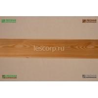 Вагонка Лиственница Штиль 14х138 мм сорт Экстра длина 2,5 и 4 метра