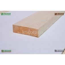 Доска обрезная Сосна 50х150 мм длина 6 метров