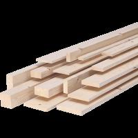 Доска обрезная Сосна 25х100 мм длина 6 метров