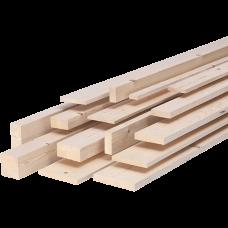 Доска обрезная Сосна 50х200 мм длина 6 метров