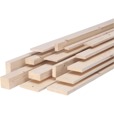Доска обрезная Сосна 30х200 мм длина 6 метров