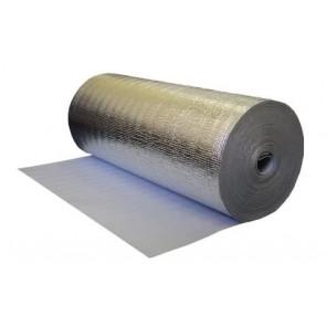 Мегафлекс утеплитель Фольга алюминиевая 50 мкр. 0.5х1000 мм в Самаре.